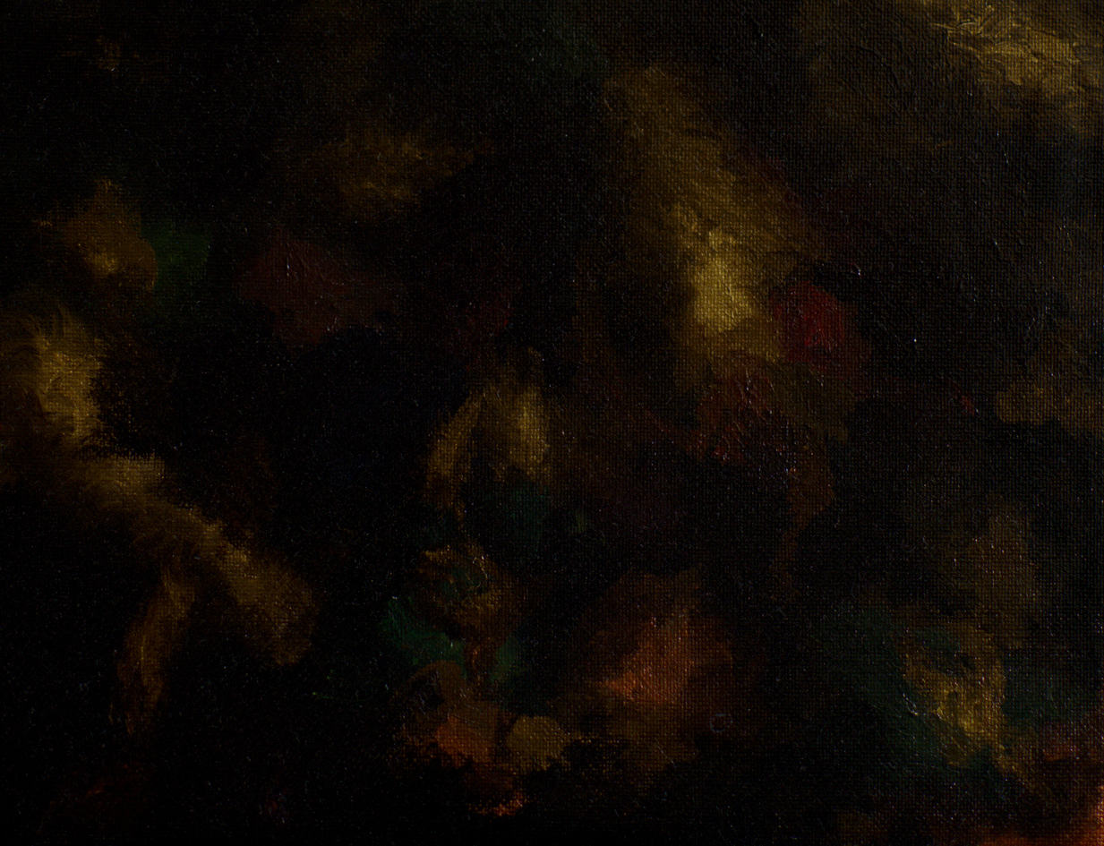 Artwork abstract-dark-and-gold-on-canvas2